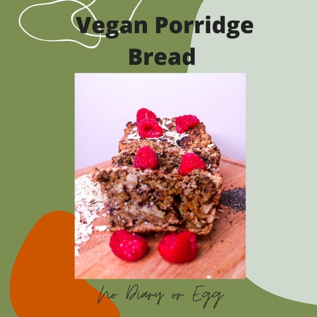 Vegan Porridge Bread