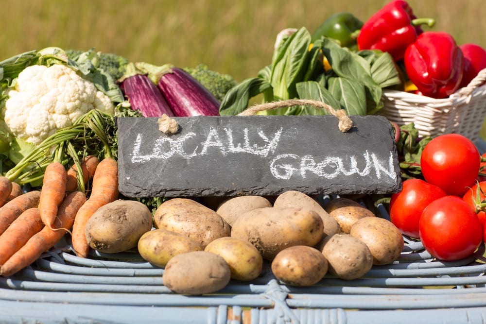 How to live sustainably - Shop local